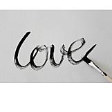 Love, Love, Calligraphy
