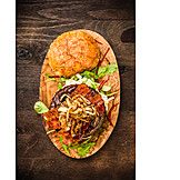 Fast Food, Burger, American Cuisine