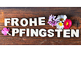 Frühling, Pfingsten