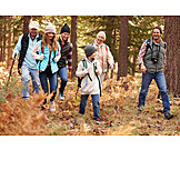 Generation, Walk, Family outing