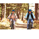 Active Seniors, Bicycle Trip
