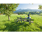 Relaxation & Recreation, Cycling, Berchtesgadener Land