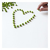 Healthy Diet, Heart, Pea Family, Bean Counter