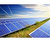 Solar Plant, Solar Cell, Solar Energy, Photovoltaic System