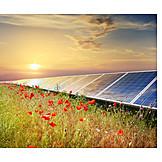 Solaranlage, Sonnenenergie
