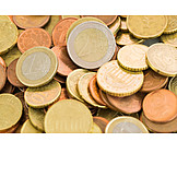 Money, Euro, Change