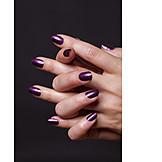 Hand, Fingernail, Nail Polish