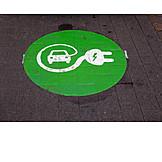 Alternative Energy, Electric Car, Electromobility