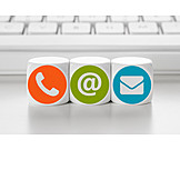 Contact, Online, Customer Service
