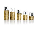 Retirement, Coins, Pension