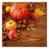 Herbstlich, Erntedank