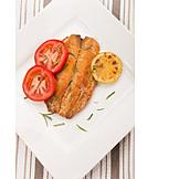 Räucherfisch, Fischgericht, Kipper