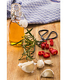 Spices & Ingredients, Oil