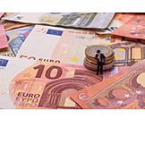 Money & Finance, Money, Banker