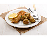 Herring, Fish Dish, Scottish Cuisine