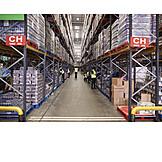 Storage, Warehouse, Warehouse clerk