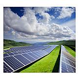Regenerative Energie, Solarzelle, Sonnenenergie