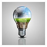 Wind Power, Green Electricity, Wind