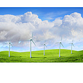 Wind Turbine, Wind
