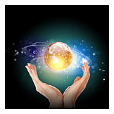 Security & Protection, Earth, Universe