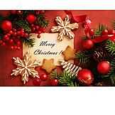 Christmas cookies, Christmas card, Merry christmas