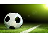 Fußball, Fussballfeld