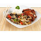 Asian Cuisine, Duck