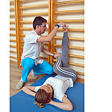 Rehab, Physiotherapy, Physical Therapy