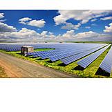 Solar Plant, Solar Energy, Solar Park