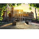Sights, Rome, Colosseum