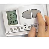 Thermostat, Saving Energy