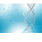 Medizin, Forschung, Genetik, Dna
