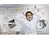 Chaos, Scientist, Time pressure