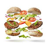 Ingredient, Burger, American Cuisine