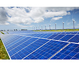 Alternative Energie, Erneuerbare Energien, Solaranlage