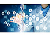Gentechnik, Genforschung, Biochemie