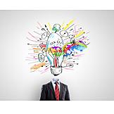 Business, Idee, Kreativität, Vorstellungskraft
