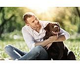 Freundschaft, Hund, Mensch