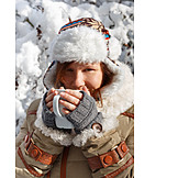 Winter, Hot drink, Mulled wine