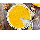 Amerikanische Küche, Pumpkin Pie