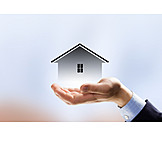 Immobilie, Immobilienmakler, Hauskauf