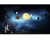 Education, Solar System, Astronomy