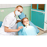 Child, Dentist