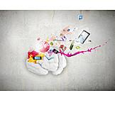 Media, Invention, App