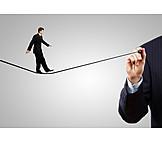 Danger & Risk, Career, Skill, Tightrope