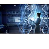 Wissenschaft, Forschung, Genetik