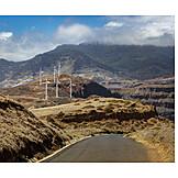 Windrad, Alternative Energie, Madeira