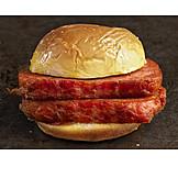 Schweinefleisch, Amerikanische Küche, Junkfood