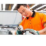 Man, Accuracy & Precision, Job & Profession, Manufacturing