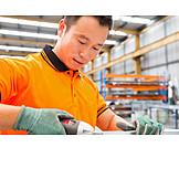 Man, Accuracy & Precision, Job & Profession, Labor Protection, Manufacturing